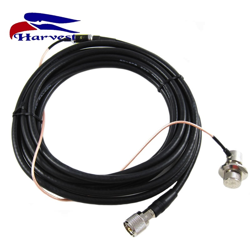 Harvest TSA5403N/FT 5 meter Teflon Cable (N connector)